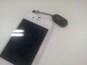 挂在iPhone上的效果